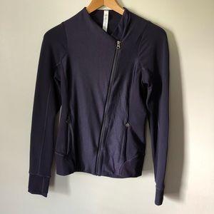 Lululemon Precision Jacket Purple 6